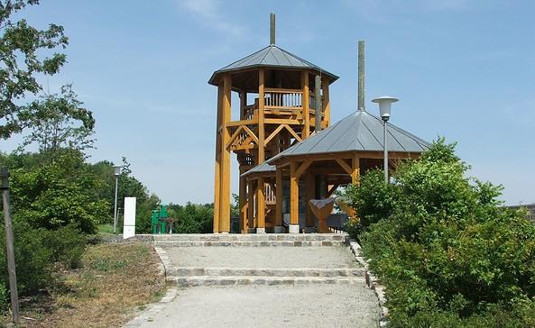 Aussichtsturm Talsperre Spremberg, Foto: Gemeinde Neuhausen/Spree