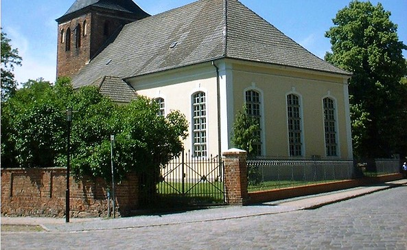 St. Petri Kirche in Ketzin/Havel, Foto: Stadt Ketzin/Havel