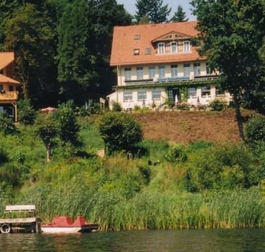 Restaurant im Waldseehotel Frenz
