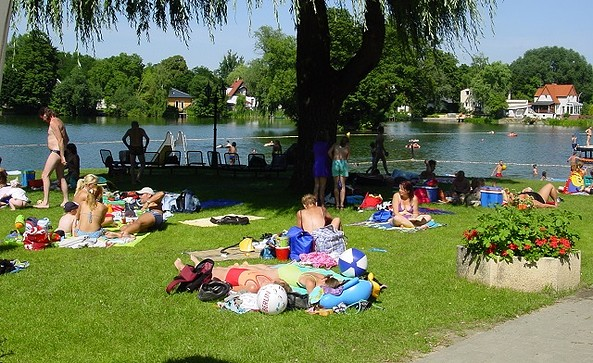 Seebad Miersdorf, Foto: Tourismusverband Dahme-Seen e.V.