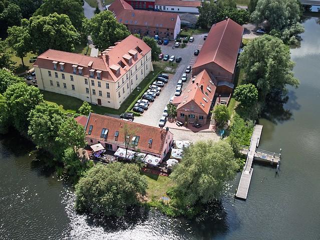 Restaurant im Gasthof Milow