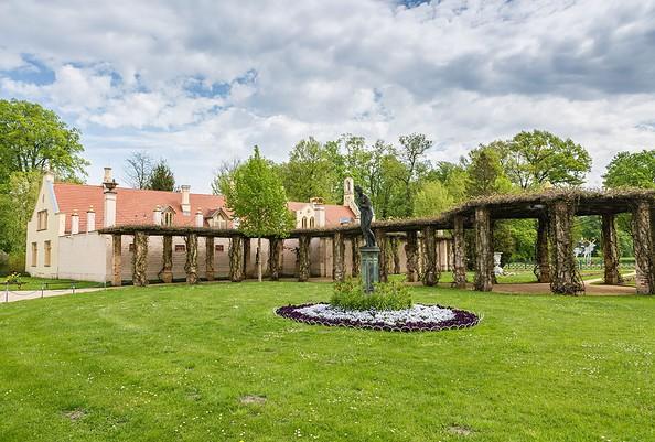 Schloss Branitz, Foto: TMB-Fotoarchiv/Steffen Lehmann