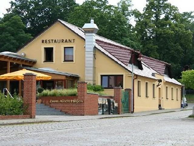 """Restaurant und Pension """"Zum Alten Hafen"""""""