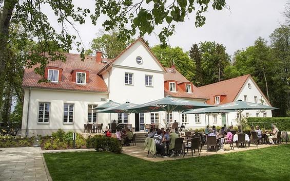 """Restaurant """"Café Wildau"""" Hotel & Restaurant am Werbellinsee"""