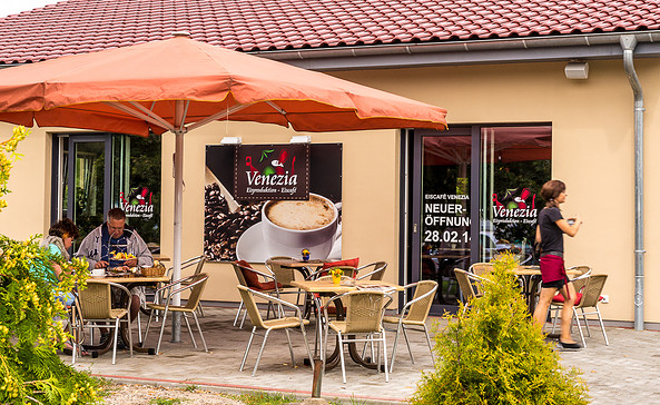 Eiscafé Venezia, Foto: Eiscafé Venezia