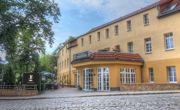 Restaurant Kranichsberg - Außenansicht, Foto: Deutrich Hotel Betriebs GmbH