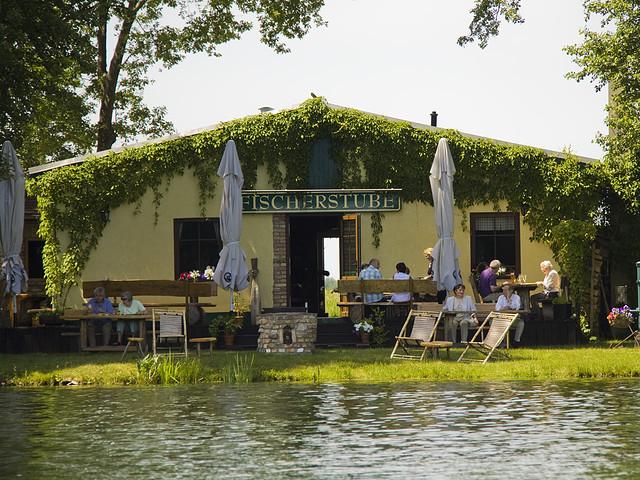 """Restaurant """"Fischerstube"""" Stolzenhagen"""