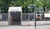 """Biergarten & Restaurant """"Zur Fähre"""", Foto: Stadt- und Touristinformation Strausberg"""