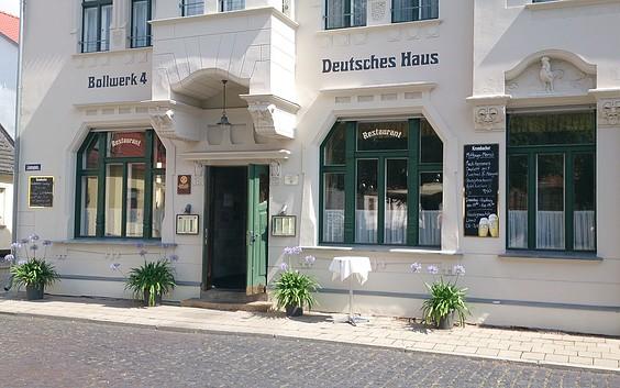 Restaurant Bollwerk 4 im Deutschen Haus