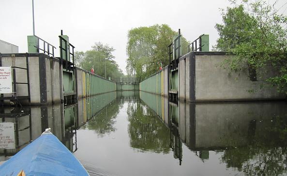 Schleuse Beeskow, Foto: Tourismusverband Seenland Oder-Spree