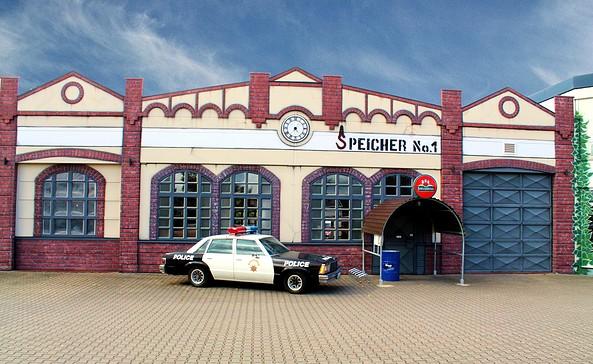 Speicher No. 1, Foto: Grande Automaten Lausitz GmbH & Co. KG