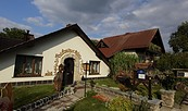 Gaststätte Peickwitzer Hütte, Foto: Gabriele Noack