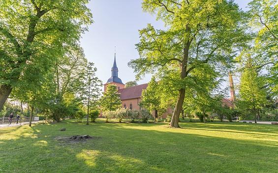 Kirche Ribbeck