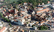 Innenstadt von Senftenberg