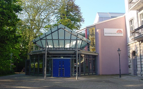 Brandenburger Theater im CulturCongressCentrum