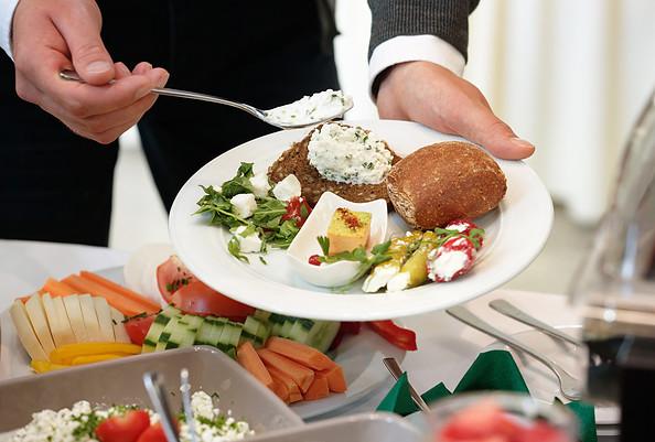 Aktivbrunch - Frühstücksbuffet, Foto: Kongresshotel Potsdam, Hagen Immel
