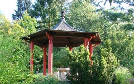 Forstbotanischer Garten der Hochschule für nachhaltige Entwicklung Eberswalde