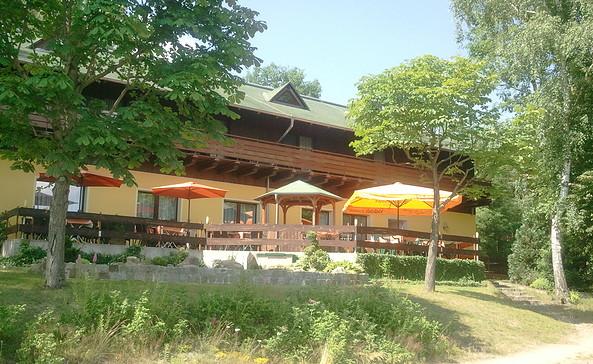 """Restaurant """"Karpfenschänke"""", Foto: Doreen Noack"""