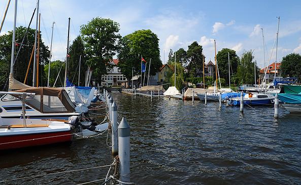 Zeuthener Yachtclub e.V. © Christin Drühl