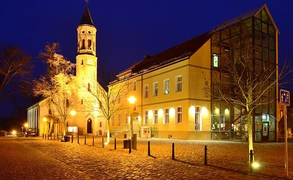 Alte Schule Woltersdorf