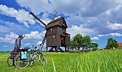 Bockwindmuehle Trebbus, Foto: Ressler
