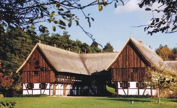 Freilichtmuseum Höllberghof - Dreiseitenhof