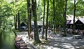 Gasthaus Wotschofska, Foto: TMB-Fotoarchiv/Paul Hahn