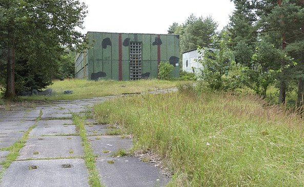 Bunker Harnekop, Foto: TMB-Fotoarchiv/Steffen Lehmann