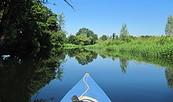 Mit dem Kanu auf der Spree, Foto: Tourismusverband Seenland Oder-Spree e.V.