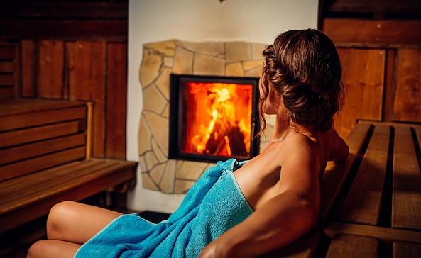 Sauna-Wohlfühlwelten im Lausitzbad Hoyerswerda, Foto: Daniel Winkler