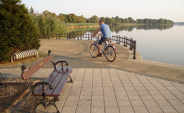 Fahrradverleih & E-Bike-Station, Foto: Andrea Zimmer