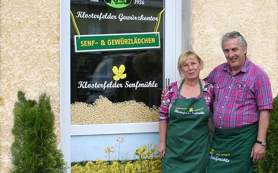 Klosterfelder Senfmühle - Hofladen