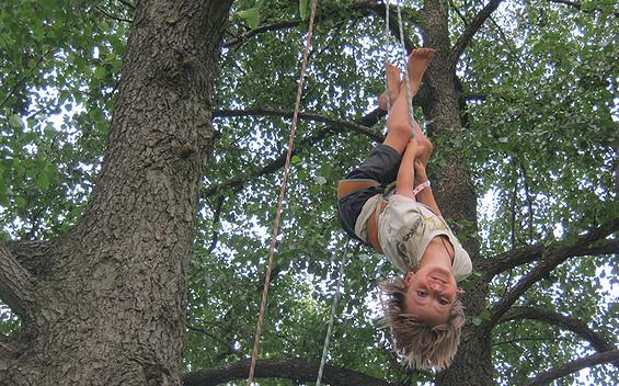 Minimonkey Kinderkletterwald Birkenwerder