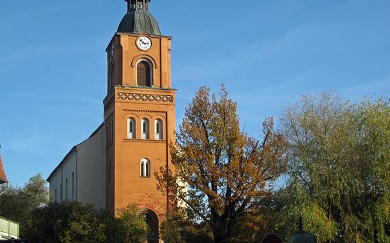 Evangelische Stadtkirche Buckow