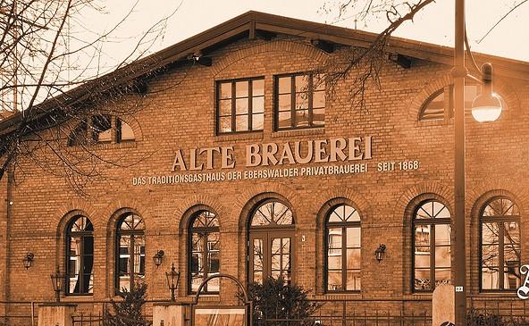 Alte Brauerei Eberswalde, Foto: Alte Brauerei