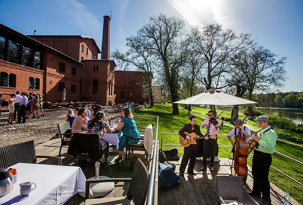 """Veranstaltungen im Restaurant """"Seeterassen"""", Foto: Henning Hattendorf"""