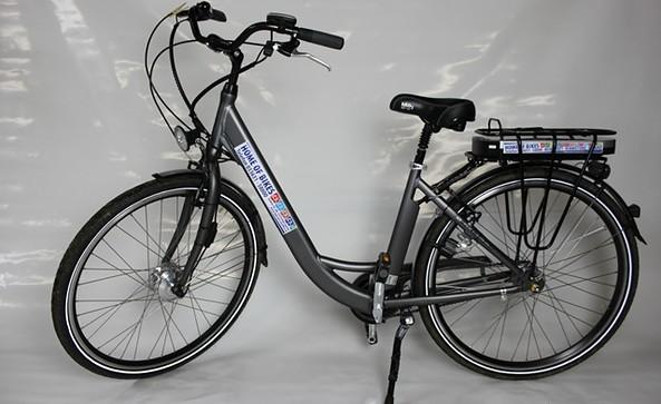 "Elektrofahrrad von ""Home of Bikes"", Foto: Steffen Lelewel"