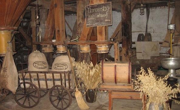 Historische Mühle Wahrenbrück, Foto: Marleen Mirbach