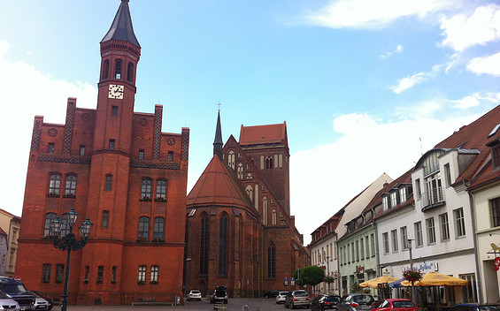 Rathaus Perleberg