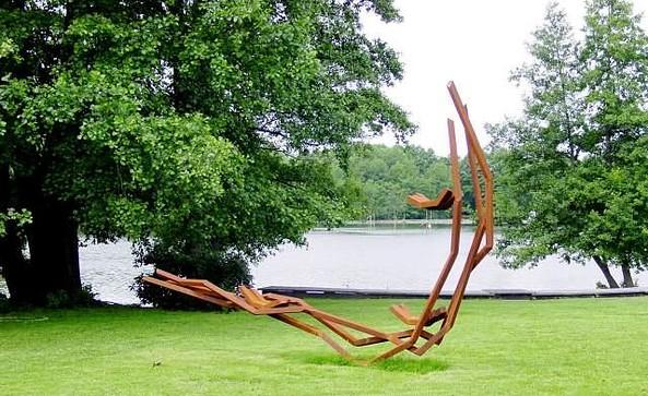 Skulpturenpark & Galerie Am Klostersee, Foto: Tourismusverband Havelland e.V.