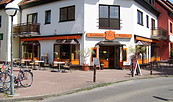 Café 21 Basdorf, Foto: Katharina Franke