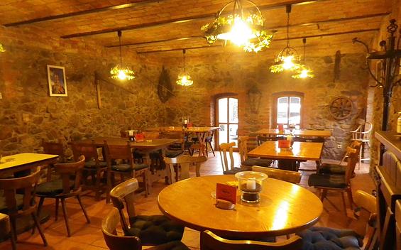 Braustübl in der Uckermärker Brauerei