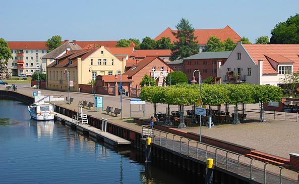 Am Alten Hafen © Christin Drühl