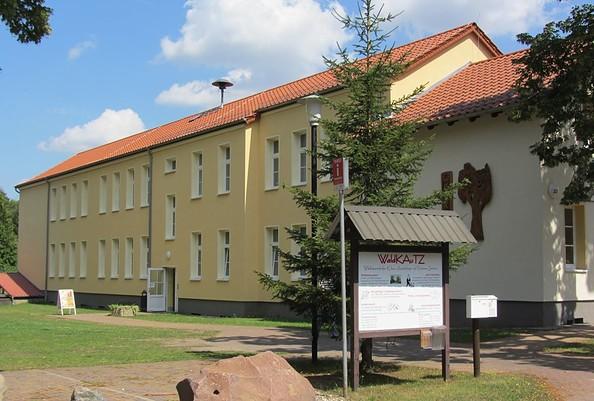 WaldKAuTZ Waldsieversdorf mit Touristinformation