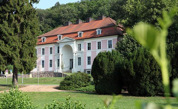 Kurmittelhaus in Bad Freienwalde, Foto: HERREPIXX.DE