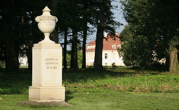 Gutspark Reckahn, Foto: Reckahner Museen