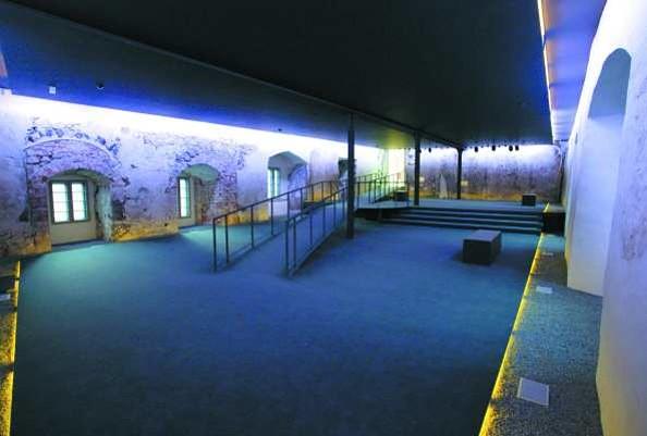 Burg Ziesar - Jerusalemraum im Museum, Foto: Bischofsresidenz Burg Ziesar