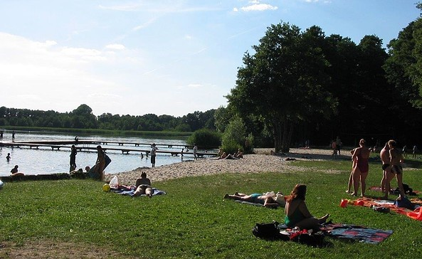 Strandbad Wünsdorf, Foto: Stadt Zossen