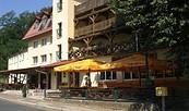 "Hotel Jägerheim, Foto: Hotel & Restaurant am Liepnitzsee ""Jägerheim"""