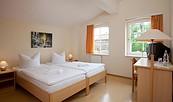 Zimmer auf den Landhof, Foto: Landhof Liepe
